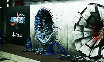 Jump Force : une publicité fait le buzz au Japon, un trompe l'œil saisissant