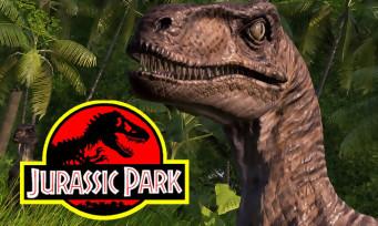 """Jurassic World Evolution : le DLC """"Retour à Jurassic Park"""" annoncé au X019, un trailer et des images"""