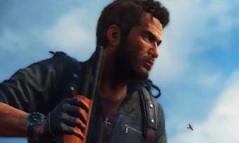 Just Cause 3 : Rico Rodriguez fait tout sauter dans cette vidéo de gameplay de 7 min
