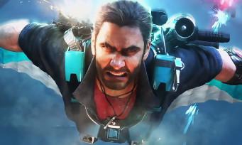 "Just Cause 3 : dans le DLC ""Sky Fortress"", Rico se transforme en Iron Man War Machine"