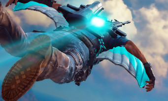 Just Cause 3 : plus de 5 min de gameplay pour voir Rico se transformer en avion de chasse