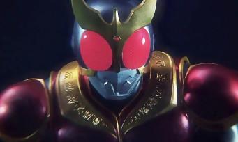 Kamen Rider Climax Fighters : un épisode beat'em all arrive sur PS4, voici le trailer