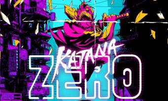 Katana Zero : un trailer tranchant précise la sortie du jeu, quand Hotline Miami rencontre Dead Cells