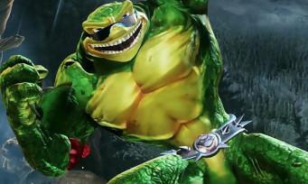 Killer Instinct : une grenouille de Battletoad dans la troisième saison du jeu !