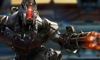 Killer Instinct : Kilgore, le Terminator avec des gatlings, se fait démonter par Jago en vidéo