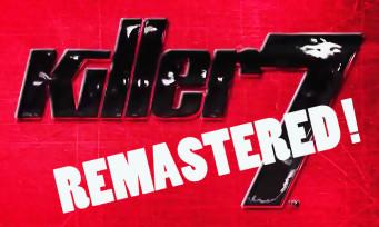 Killer7 : l'OVNI de Suda51 revient remasterisé sur PC, voici le trailer d'annonce