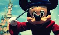 Test Kinect Disneyland Adventures