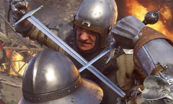 Kingdom Come Deliverance : une longue vidéo de gameplay avec des bandits hongrois