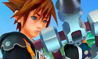 E3 2013 : Kingdom Hearts 3 sortira bien sur PS4 !