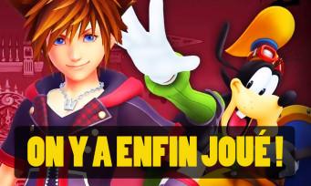 Kingdom Hearts 3 : on y a enfin joué, la magie est-elle toujours au rendez-vous ?