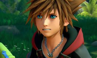 Kingdom Hearts 3 : une foulée d'infos sur le jeu, des DLC au développement en passant par les films