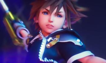 Kingdom Hearts III : la fin du jeu n'est pas comprise sur le disque !