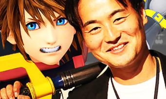 """Kingdom Hearts III : """"je suis désolé d'avoir fait attendre les gens aussi longtemps"""", s'excuse le co-directeur"""