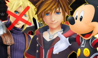 Kingdom Hearts III : voici pourquoi il n'y a aucun personnage de Final Fantasy