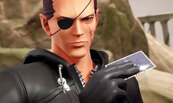 Kingdom Hearts 3 : un trailer inédit pour l'extension ReMIND, la date de sortie fuite également