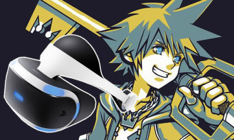 Kingdom Hearts VR Experience: The Game Announced During The Tokyo Game Show 2018