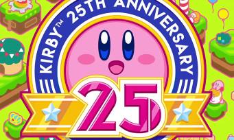 Kirby : un trailer pour les 25 ans de la série qui retrace tous les jeux