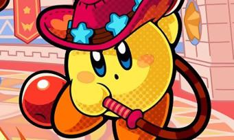 Kirby Battle Royale : un trailer de lancement qui présente le gameplay et le contenu
