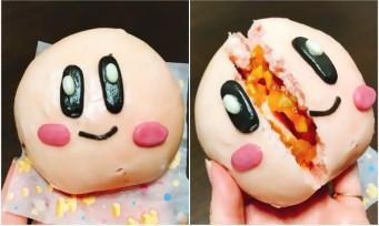 Japon : on peut acheter des brioches salées à l'effigie de Kirby