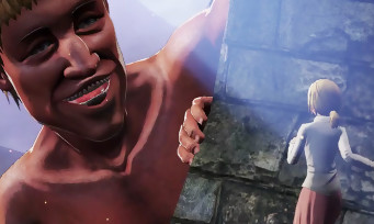 L'Attaque des Titans 2 : du gameplay sur Switch et PS Vita, et c'est moins beau que sur PS4