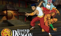 Legend of The Dragon exhibé sur Wii