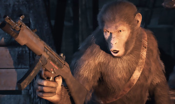 La Planète des Singes Last Frontier : un dernier trailer avant la sortie du film interactif sur PS4
