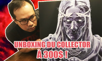 "Shadow of War : on vous unboxe l'énorme ""Mithril Edition"" à 300 dollars !"