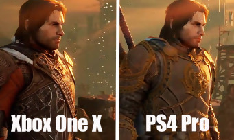 Shadow of War : PS4 Pro VS Xbox One X, un comparatif largement en faveur de Microsoft