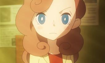 Lady Layton : un 2ème trailer avec quelques images de gameplay