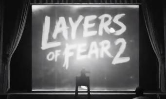 Layers of Fear 2 : le jeu d'épouvante se dévoile un peu plus avec un trailer bien stressant