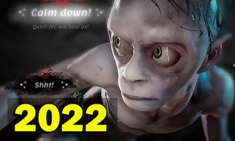 Lord of the Rings Gollum postponed to 2022, Nacon is co-editor on the game