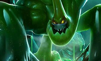 League of Legends : Zac, un nouveau champion tout vert et tout moche