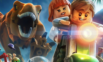 LEGO Jurassic World : présentation du parc et de ses attractions en vidéo