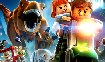 Test LEGO Jurassic World sur PS4 et Xbox One