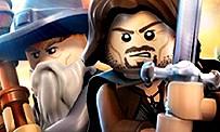 LEGO Le Seigneur des Anneaux : les héros présentés en vidéo
