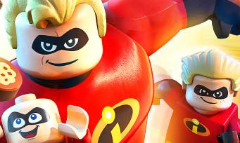 LEGO Les Indestructibles : Warner Bros dévoile un trailer de gameplay