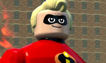 LEGO Les Indestructibles : un nouveau trailer, on pourra rejouer les scènes des deux films