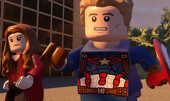 Lego marvel 39 s avengers le trailer du pack civil war - Jeux de lego avengers gratuit ...