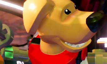 LEGO Marvel Super Heroes 2 : un trailer avec Cosmo, un chien cosmonaute, soviétique et télépathe