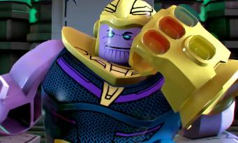 LEGO Marvel Super Heroes 2 : Thanos et ses sbires font leur entrée en vidéo