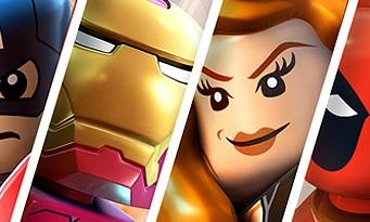 LEGO Marvel Super Heroes : un premier trailer avec les Avengers !