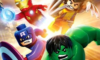 LEGO Marvel Sper Heroes : astuces et cheat codes du jeu