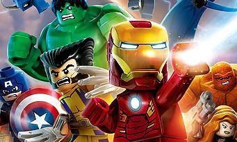Test LEGO Marvel Super Heroes sur PS4