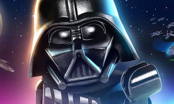 LEGO Star Wars La Saga Skywalker : un nouvel artwork à se mettre sous la dent, c'est tout