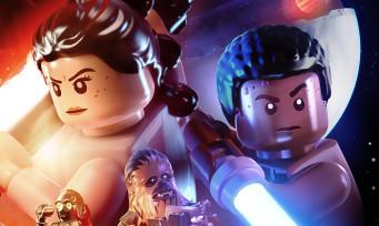 LEGO Star Wars Le Réveil de la Force : une démo disponible en exclusivité sur PS4