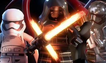 LEGO Star Wars Le Réveil de la Force s'offre un nouveau trailer à l'E3 2016