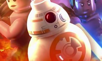 LEGO Star Wars Le Réveil de la Force : BB-8 entre en scène et s'offre un trailer