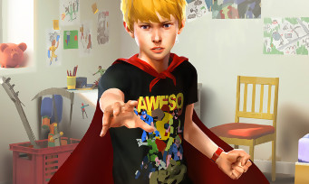 Captain Spirit : on a vu le spin-off de Life is Strange à l'E3 2018 et on a bien aimé !