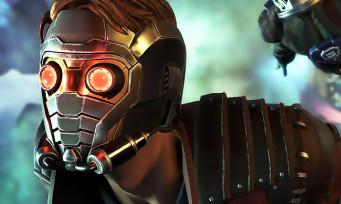 Les Gardiens de la Galaxie : un premier trailer de gameplay pour le jeu de Telltale