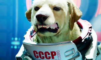 Les Gardiens de la Galaxie : Cosmo, le chien qui parle avec un accent russe, sera aussi dans le jeu